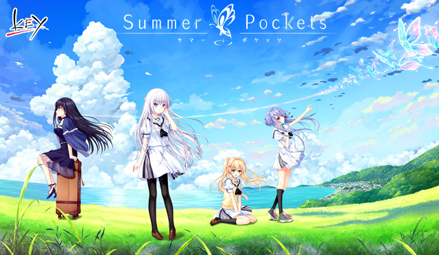Summer Pockets Key