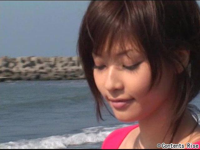 【局部接写】女体観察24>村田せいこ48歳 美味そうに垂れた巨乳の熟女、微笑みがそそる奥様【撮影会】